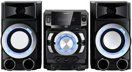 HiFi systém BLAUPUNKT MC80BT FM/CD/MP3/USB/BT, karaoke; MC80BT