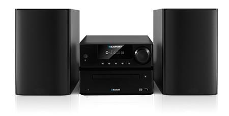 Micro systém BLAUPUNKT MS35BT FM/CD/MP3/USB/Bluetooth; MS35BT