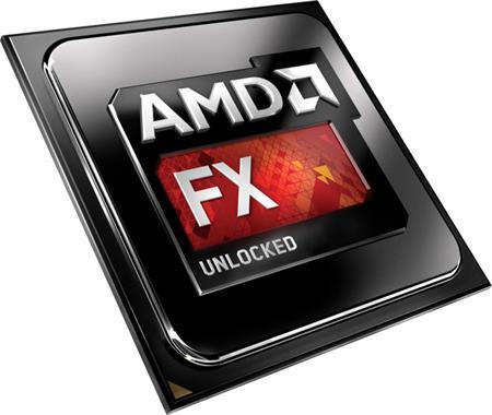 AMD FX-8350 (Vishera), 4.0GHz, 16MB cache, socket AM3+, BOX (Wraith cooler); FD8350FRHKHBX