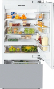 MIELE KF 1901 vi - plně vestavná kombinovaná chladnička; 38190101EU1