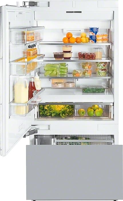 MIELE KF 1911 vi - plně vestavná kombinovaná chladnička; 38191101EU1