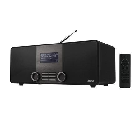 Hama digitální rádio DIR3010, Internet rádio/DAB+/FM/App ovládaní; 54825