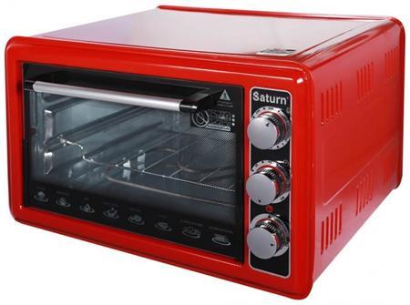 Saturn ST-EC 1075 červená; ST-EC1075 red