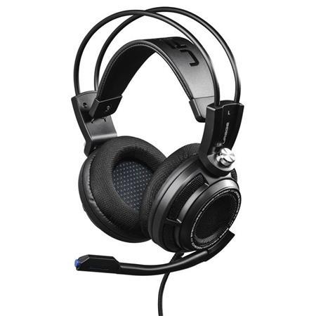 uRage gamingový headset SoundZ 7.1, černý; 113746