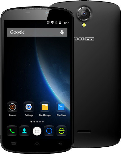 DOOGEE X6 (Black); PH2041