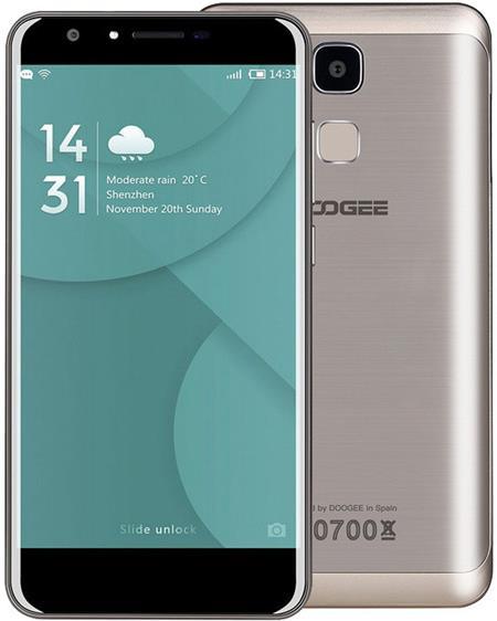 DOOGEE Y6, Zlatá; PH2573