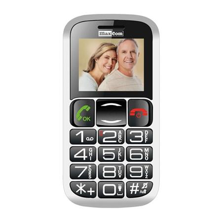 "MAXCOM Comfort MM462 senior - 1,8 "", černý; 5908235973258"