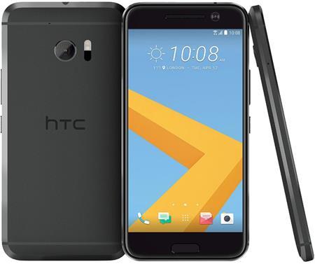 "HTC 10 - 5,2"", 1440x2560, 4GB RAM, 32GB, LTE, android 6, šedý ; 99HAJH018-00"