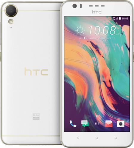 """HTC Desire 10 Lifestyle - 5,5"""", 1280x720, 2GB RAM, 16GB, LTE, android 6, bílý; 99HAKJ007-00"""