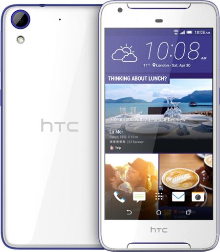 """HTC Desire 628 DuaSim - 5"""", 1280x720, 3GB RAM, 32GB, LTE, bílý ; 99HAJZ029-00"""