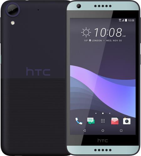 """HTC Desire 650 - 5"""", 1280x720, 2GB RAM, 16GB, LTE, android, černá; 99HALF013-00"""