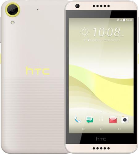 """HTC Desire 650 -5"""", 1280x720, 2GB RAM, 16GB, LTE, android, bílá; 99HALF012-00"""