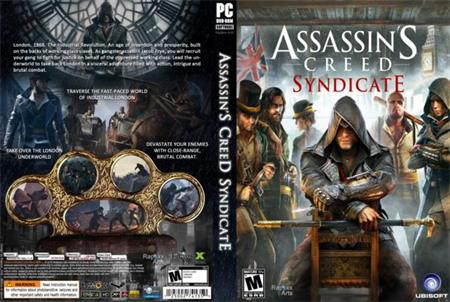 PC Assassin's Creed Syndicate; USPC00087