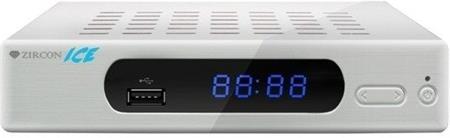 ZIRCON ICE DVB-T2 HEVC PŘIJÍMAČ CERTI; ZIRCON ICE