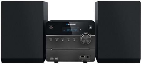 Micro systém BLAUPUNKT MS8BK FM/CD/MP3/USB; MS8BK