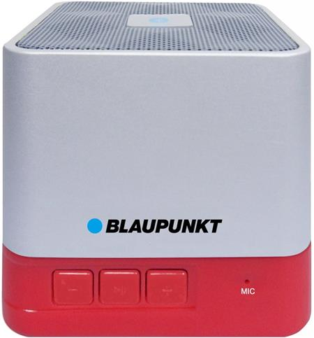 Rádio BLAUPUNKT BT02RD, červené; BT02RD