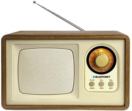 Rádio BLAUPUNKT HR7BR; HR7BR