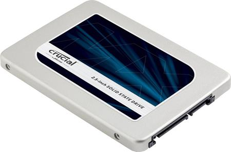 CRUCIAL SSD MX300 525GB SATA3, 2.5''; CT525MX300SSD1