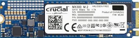 CRUCIAL SSD MX300 275GB M.2; CT275MX300SSD4