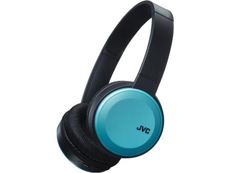 JVC HA-S30BT A, černomodré; 35049042