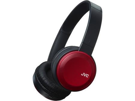 JVC HA-S30BT R, černočervené; 35049044