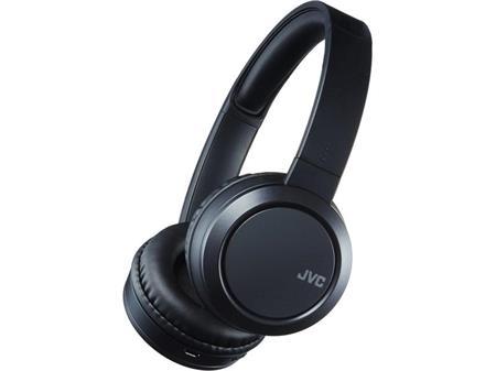 JVC HA-S50BT B, černé; 35048910