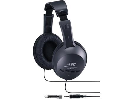 JVC HA G101, černé; 35039736