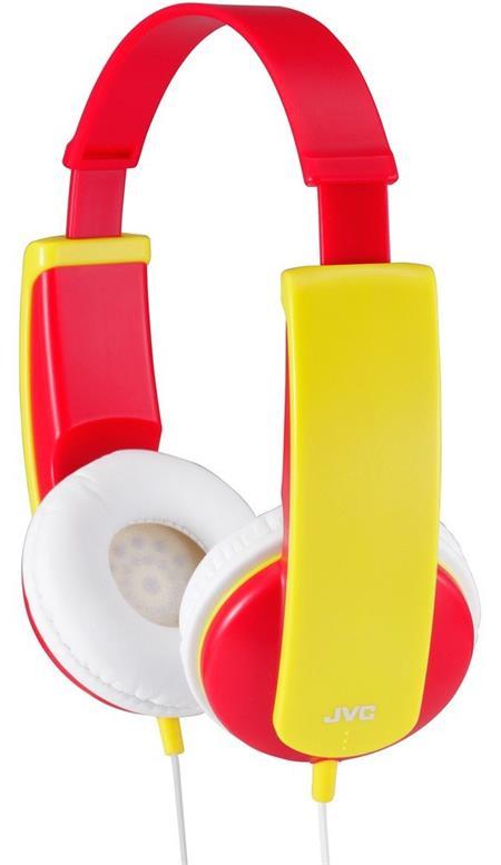 JVC HA KD5R, červené; 35045171