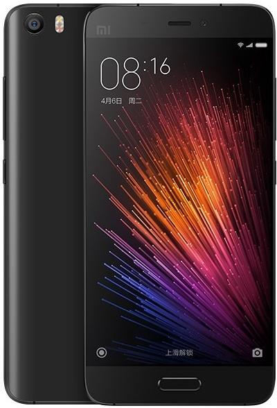 Xiaomi Mi5 64GB, černá; Mi564BLACK