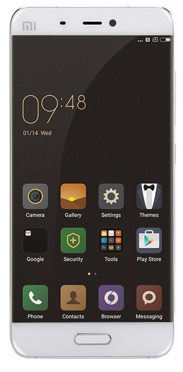 Xiaomi Mi5 64GB, bílá; Mi564WHITE