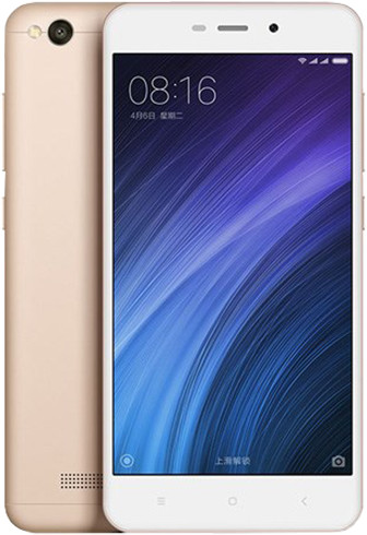 Xiaomi Redmi 4A, zlatá; REDMI4A32GOLD