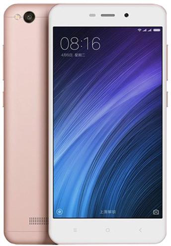 Xiaomi Redmi 4A, růžovo/zlatá; REDMI4A32ROSEGOLD
