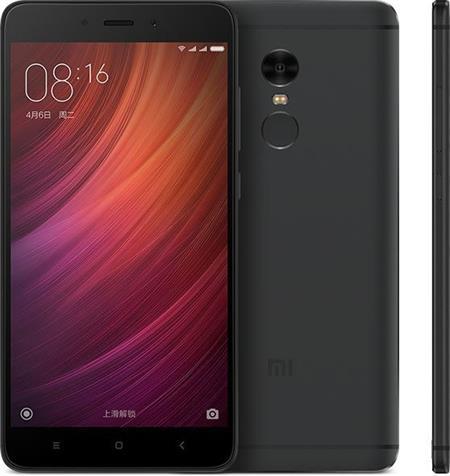 Xiaomi Redmi Note 4, černá; REDMINOTE4_64BLACK