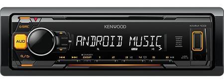 Kenwood KMM-103AY; KMM-103AY
