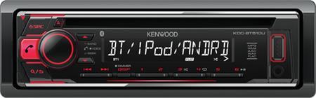 Kenwood KDC-BT510U; KDC-BT510U
