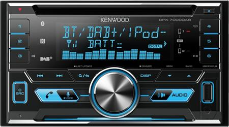 Kenwood DPX-7000DAB; DPX-7000DAB