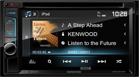 Kenwood DDX-4017BT; DDX-4017BT