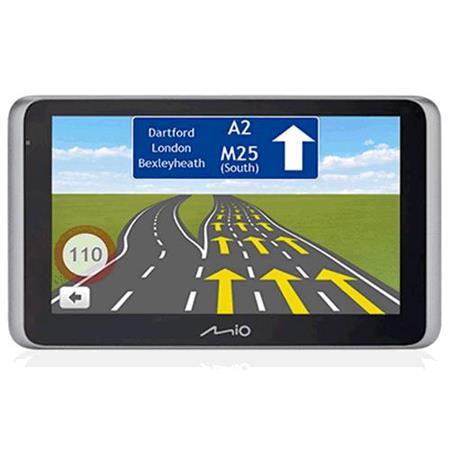"MIO MiVue Drive 65LM, Truck/Karavan, navigace s kamerou, 6,2"", mapy EU (44) Lifetime; 5262N5380036"