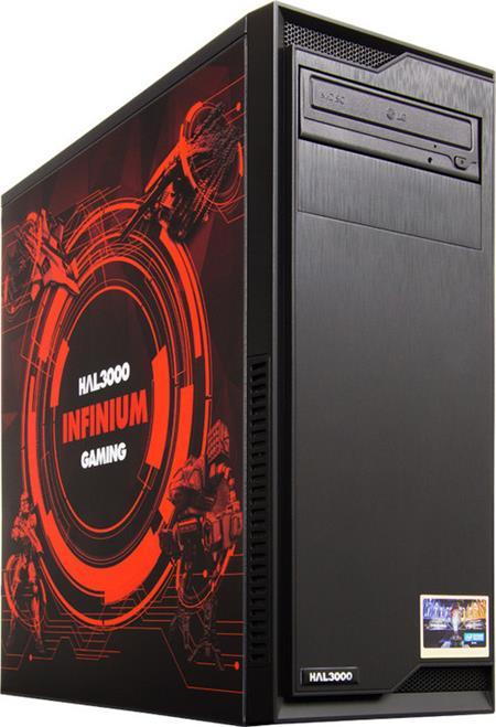 HAL3000 IEM Certified PC Infinium by MSI (PCHS21701); PCHS21701