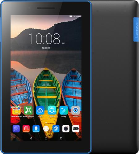 "Lenovo Tab3 7 Essential, 3G, 7"" - 16GB, Android 5.1, ebony; ZA0S0063CZ"