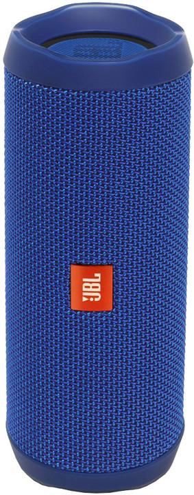 JBL Flip4 Blue; JBL FLIP4 BLU