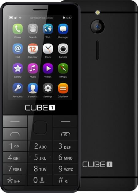 Cube1 F300, černý; F300 black