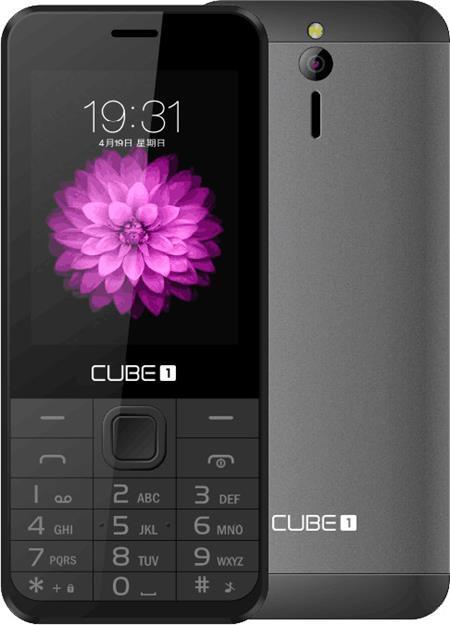 Cube1 F400, černý; F400 black