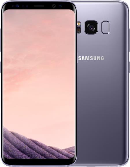 Samsung Galaxy S8 (G950F), šedý; SM-G950FZVAETL