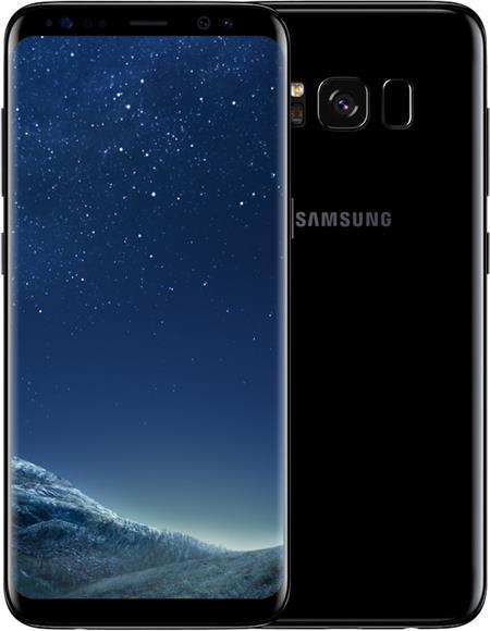 Samsung Galaxy S8 (G950F), černý; SM-G950FZKAETL
