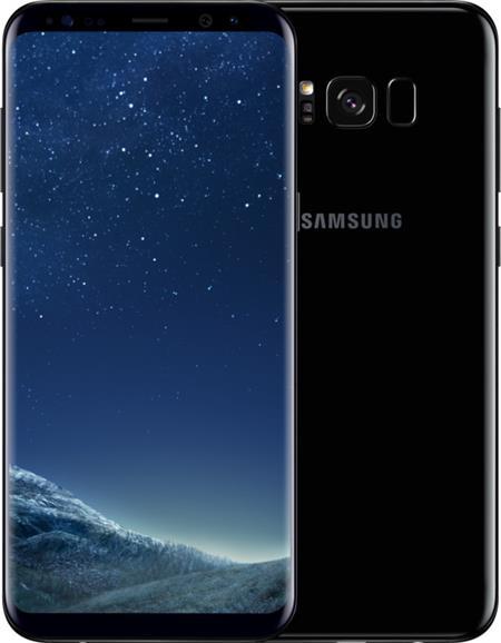Samsung Galaxy S8+ (G955F), černý; SM-G955FZKAETL