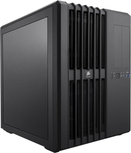 Corsair Carbide Series Air 540 - High Airflow Mid Tower PC Case, Black; CC-9011030-WW