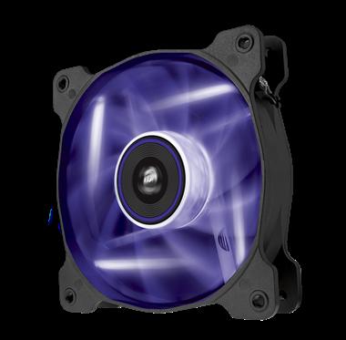 Corsair LED Fan AF120-LED, Purple, Single Pack; CO-9050015-PLED