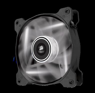 Corsair LED Fan AF120-LED, White, Single Pack; CO-9050015-WLED