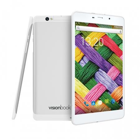 Umax VisionBook 8Q LTE, bílý; UMM200V8L